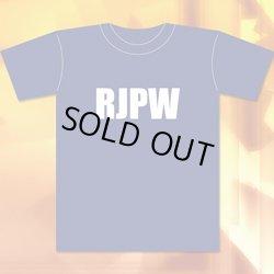 画像1: RJPWスタンダードTシャツ(インディゴ)